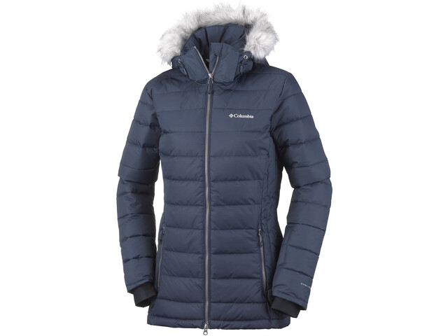 Columbia EU Ponderay Chaqueta Mujer, abyss